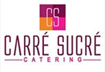 Carre Sucre catering